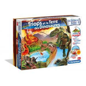 Clementoni - 52114 - Triops & la Terre des Dinosaures (275070)