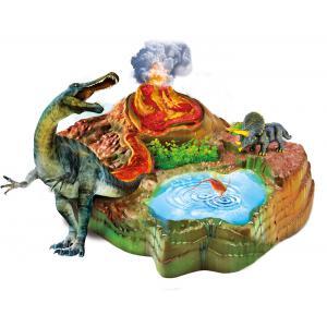 Clementoni - 52114 - Jeux scientifique - Triops & la Terre des Dinosaures (275070)