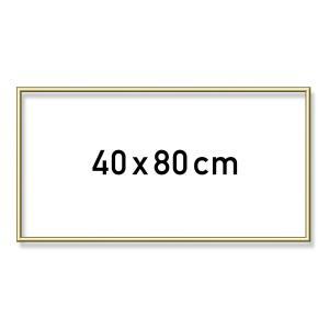 Schipper - 605130708 - Cadre en aluminium 40 x 80 cm gold (275606)