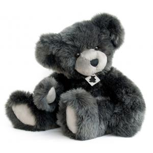 Histoire d'ours - HO2537 - Graphite - ours - 40 cm (275950)