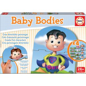 Educa - 16222 - Baby bodies (276388)