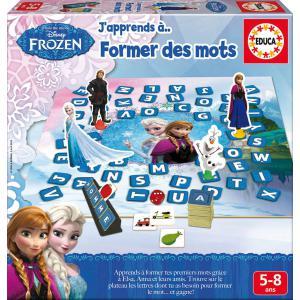 Educa - 16458 - Educatif Frozen lettres (276390)