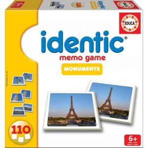 Educa - 16238 - Identic monuments 110 cartes (276414)