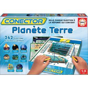 Educa - 16237 - Conector la planète terre (276436)