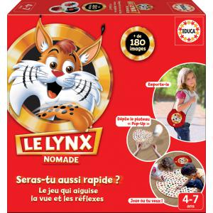 Educa - 16248 - Le lynx nomade (276438)
