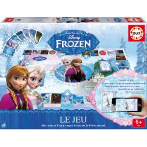Educa - 16259 - Le jeu de Frozen (276446)