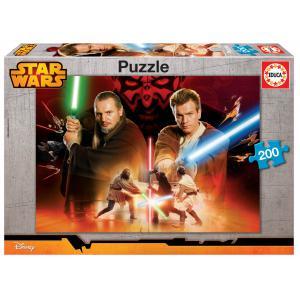 Educa - 16165 - Puzzle Star wars 200 pièces Carton (276514)