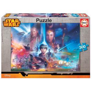 Educa - 16166 - Puzzle Star wars 300 pièces Carton (276516)