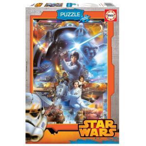 Educa - 16167 - Puzzle 500 Star Wars (276518)