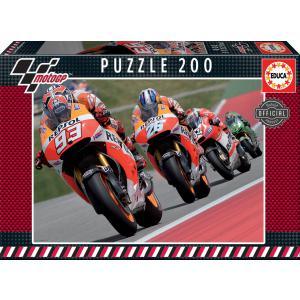 Educa - 16348 - Puzzle 200 motogp (276532)