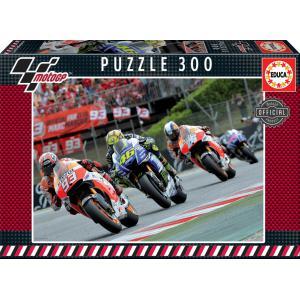 Educa - 16349 - Puzzle 300 motogp (276534)