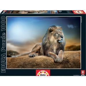 Educa - 16292 - Puzzle 1000 sa majesté (276566)