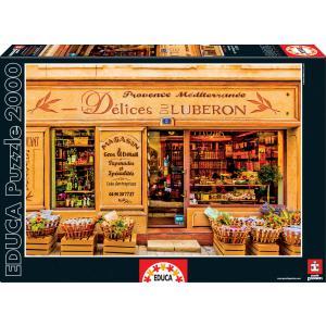 Educa - 16317 - Puzzle 2000 délices du Lubéron (276596)