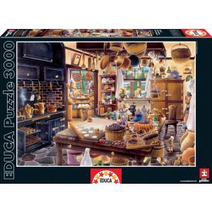 Educa - 16319 - Puzzle 3000 la boulangerie (276600)