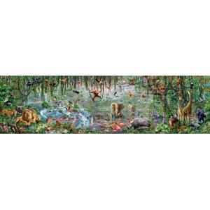 Educa - 16066 - Puzzle 33600 la vie sauvage (276614)