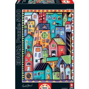 Educa - 16276 - Puzzle 500 6 pm, Karla Gerard (276650)
