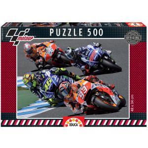 Educa - 16326 - Puzzle 500 motogp 2014-15 (276662)