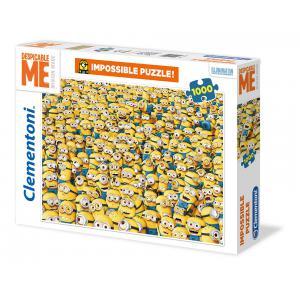 Clementoni - 31450 - Puzzles 1000 Pièces - Despicable Me  (Ax1) (277364)