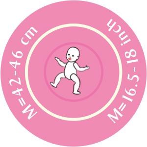 Gotz - 3402472 - Tenue ballerine pour bébés de 42-46cm (277820)