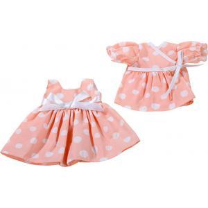 Gotz - 3402491 - Robe bébé, dots, 32 a 46 cm (277856)