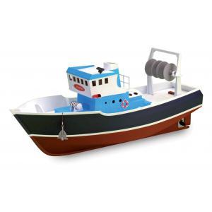 Artesania - 30531 - Bateau de pêche de arrastre Atlantis 55cm, 1 moteur (278224)