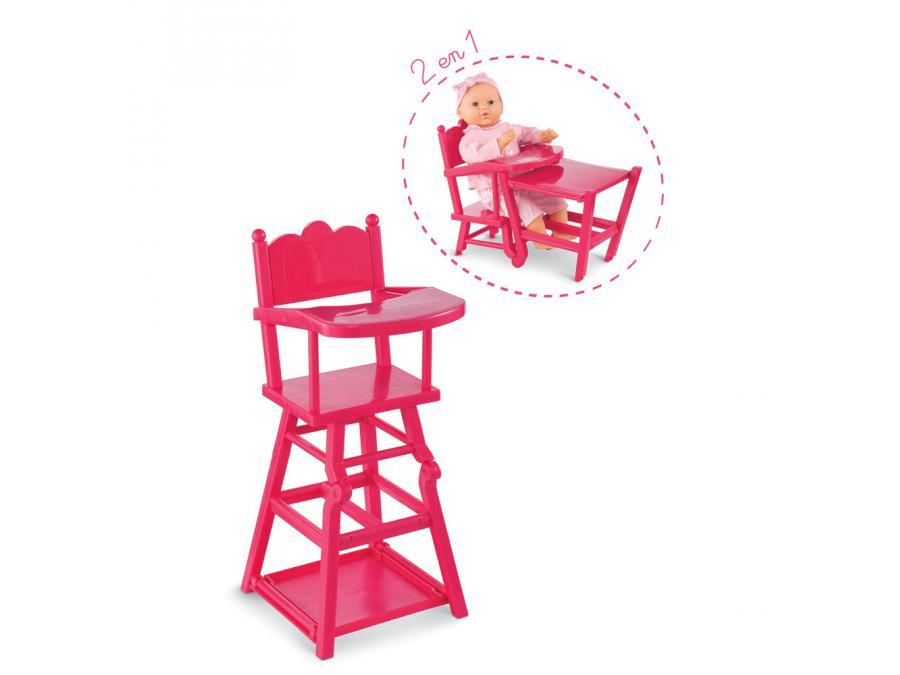 corolle chaise haute cerise partir de 3. Black Bedroom Furniture Sets. Home Design Ideas
