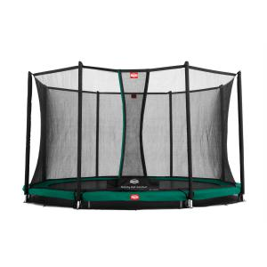Berg - 35.14.09.00 - Pack Trampoline InGround Favorit + Filet de sécurité Comfort (InGr) 430 (279756)