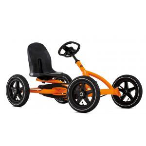 Berg - 24.20.60.01 - Kart à pédales Buddy orange (280076)