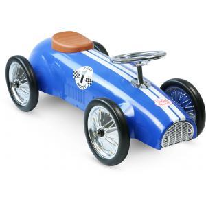 Vilac - 1113 - Porteur voiture de course bleu (280842)