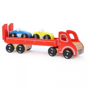 Vilac - 2323 - Semi-remorque + 2 voitures (280880)