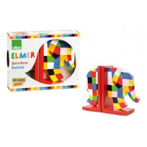 Vilac - 5924 - VILAC - Serre-livres Elmer (280970)