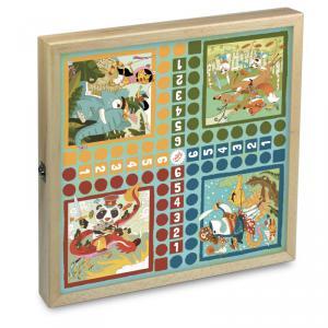 Vilac - 6107 - VILAC - Coffret de jeux des mondes fantastiques (280976)