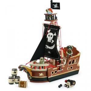 Vilac - 6600 - VILAC - Ô mon bateau pirate ! (280980)