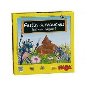 Haba - 300303 - Festin de mouches - Qui ose gagne ! (284760)