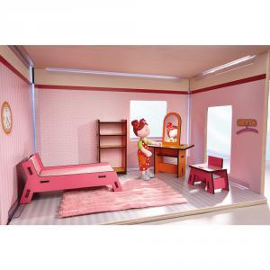 Haba - 300510 - Little Friends – Meubles pour maison de poupée Coin beauté (285010)