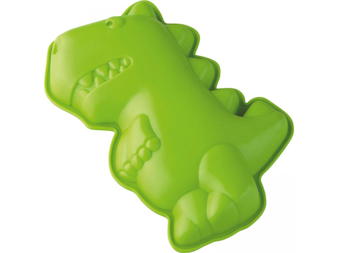 Haba moule g teau en silicone dinosaure - Moule a gateau silicone ...