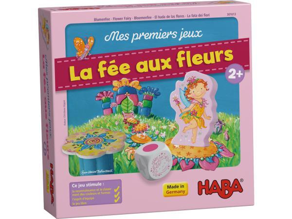Mes premiers jeux – la fée aux fleurs