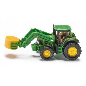 Siku - 1379 - Tracteur avec pince à balles (287066)