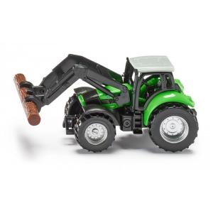 Siku - 1380 - Traktor avec pince à bois (287068)