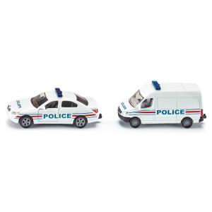 Siku - 1655F - Set Police - version France (287162)