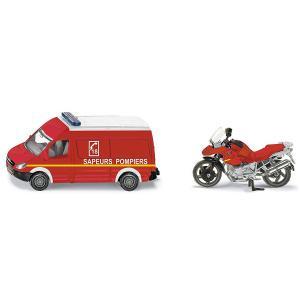 Siku - 1656F - Set Pompiers - version France (287164)