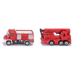 Siku - 1661 - Set pompiers 196x78 mm (287176)