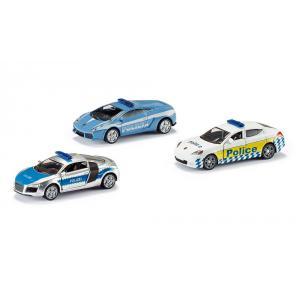 Siku - 6302 - Coffret cadeau set police (287202)