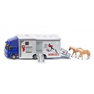 Siku - 1942 - Camion transport chevaux - 1:50ème (287290)