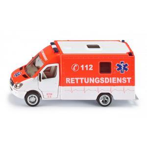 Siku - 2108 - Ambulance - 1:50ème (287298)