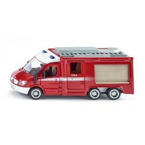 Siku - 2113 - Mercedes-Benz Sprinter 6x6 Pompiers - 1:50ème (287308)