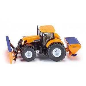 Siku - 2940 - Tracteur avec lame et épandeur de sel - 1:50ème (287332)