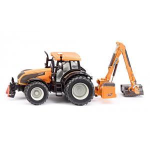 Siku - 3659 - Tracteur avec fauche d'accotement Kuhn - 1:32ème (287352)
