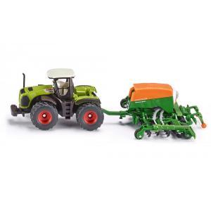 Siku - 1826 - Tracteur avec semoir - 1:87ème (287378)