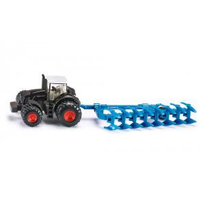 Siku - 1862 - Tracteur avec charrue - 1:87ème (287386)